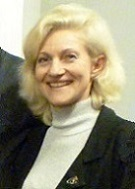 Grazyna Lallemand, photo by Eric Lallemand